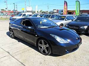 2000 Toyota Celica 6 SPEED MANUAL BLUE 2D Coupe Lansvale Liverpool Area Preview