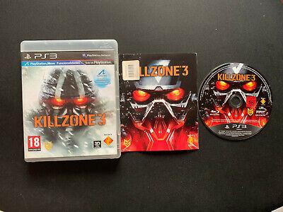 Killzone 3 PS3 Play Station 3 PAL ESPAÑOL segunda mano  Embacar hacia Argentina