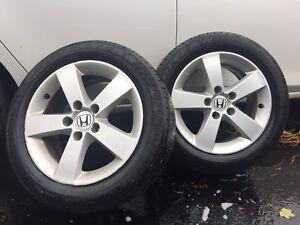 2 Honda Rims For Sale