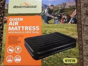 Adventuridge Queen Air Premium Inflatable Mattress Electric pump Rowville Knox Area Preview