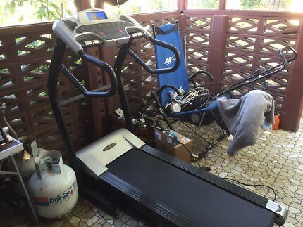 Treadmill for  fitness ,running, walking. Denham Court Campbelltown Area Preview
