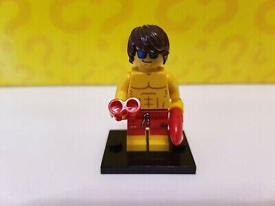 LEGO® Minifiguren 71007 Serie 12 Nr. 7 Rettungsschwimmer Neu & Unbespielt