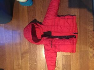 Size 18 month Columbia reversible winter jacket