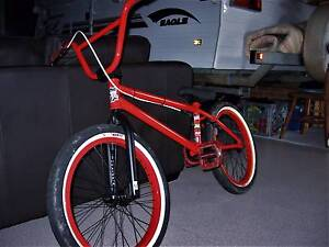 BMX - Fit Bike Co Benny Signature 2014 Charlestown Lake Macquarie Area Preview