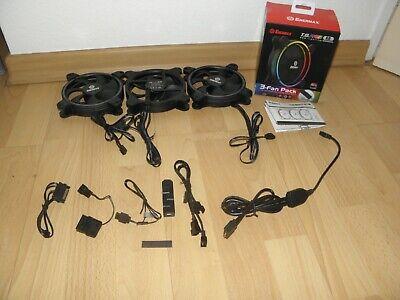 Enermax T.B.RGB AD 120mm Gehäuse Lüfter - 3er-Pack mit LED-Steuerung