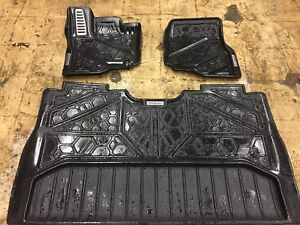 Ford F150 tapis hiver WOW air design weathertech comme neuf