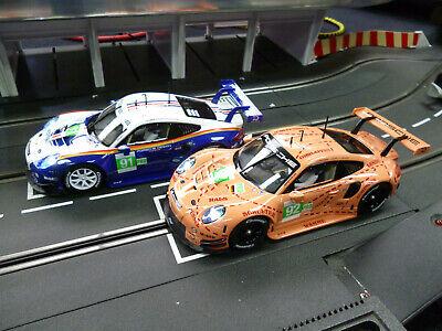 "Carrera Digital 124 - Porsche RSR, 956 Desig No 91"" 23885"