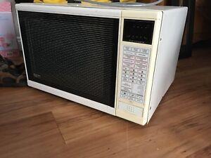 Microwave kenmore