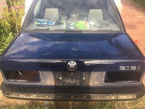 BMW E30 Boot / Trunk Lid Willetton Canning Area Preview