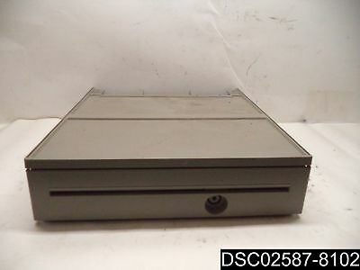 Ibm 4800-e42 Pos System Cash Drawer 41j7674 Top Half Only No Keys