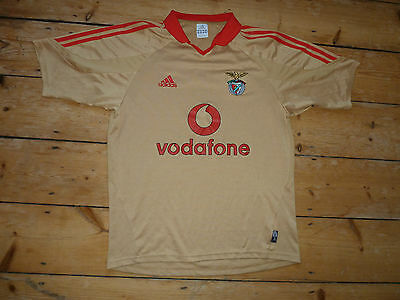 SL BENFICA   Shirt + SMALL+  football soccer jersey trikot camiesta troja maglia
