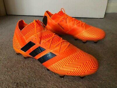 Adidas Nemeziz 18.1 Size 9 UK FG