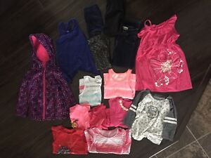 Lot of girls size 5 clothes