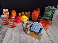 Big Bloxx Lego Duplo Bob der Baumeister Brandenburg - Rangsdorf Vorschau
