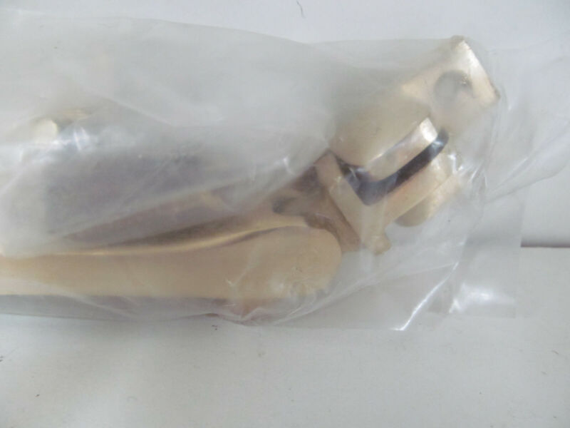 Casement Stay 2-Pin 250mm– Brass- by 4 Trade – NEW - #790460