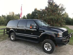 PRICE DROP 2003 Ford Excursion Limited 6.0