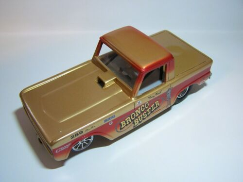 "Custom Resin 1967 Ford Bronco "" Funny Car "" Slot Car in 1/25th Scale. NICE"