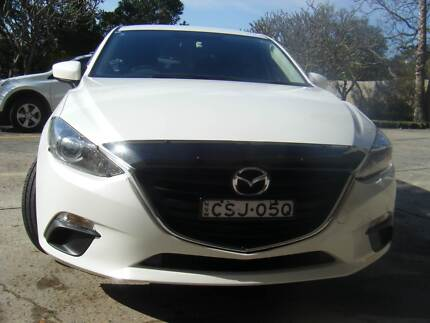2014 Mazda Mazda3 Hatchback Dee Why Manly Area Preview