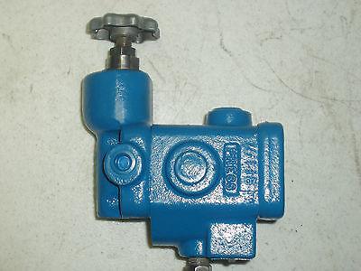 Vickers Xct-03-f-10 Pressure Control Valve