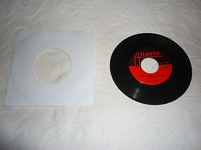 RAY CHARLES-LET THE GOOD TIMES ROLL 1959 ATLANTIC RECORDS 45 45-2047