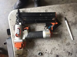 Paslode nail gun F18-200 used works good Ingleburn Campbelltown Area Preview