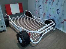 Dune Buggy Car kids bed and Sealy plush mattress as NEW Gungahlin Gungahlin Area Preview