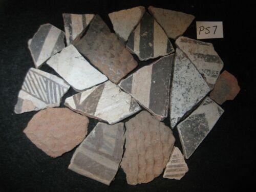 Arizona Anasazi Pottery Shards, Prehistoric Indian Artifacts, FREE SHIPPING #PS7