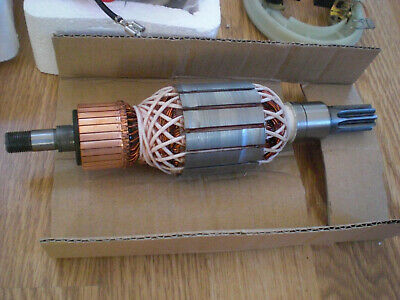 Bosch GSH27 Armature  Breaker 11304 GSH27 & VC 110v 1614011100 Commutator Rotor