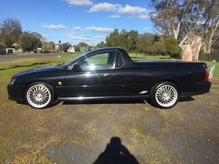 2003 VY SS LS1 Gen3 5.7Lt Holden Commodore Ute