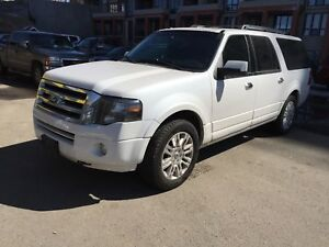 Ford Expedition El Limited Wd