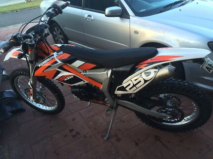 Ktm Freeride 250r Wollongong 2500 Wollongong Area Preview
