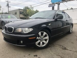 2005 BMW 325Ci No Accident Luxury Coupe! FINANCE ME!