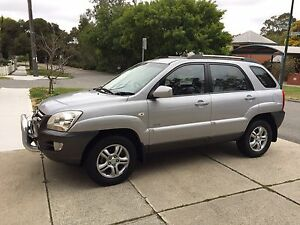 2007 Kia Sportage Wagon West Leederville Cambridge Area Preview