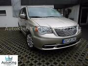 Chrysler Town & Country Gold/Leder/el. Türen/Klima