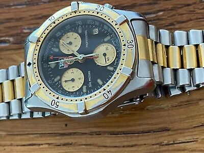 Tag Heuer Professional 2000 Chronograph 200m Great Condition