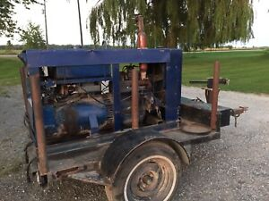 Miller big 400 4 cylinder Welder/Generator