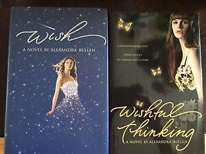 Wish and Wishful Thinking novels
