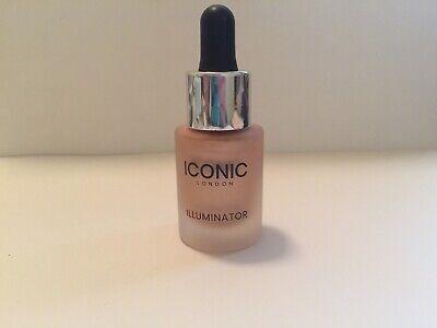 ICONIC LONDON Illuminator Liquid Highlighter Original  FULL SIZE  AUTHENTIC  NEW