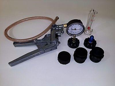 Mityvac Vacuum Pump for Brake Bleeding/Leak Testing/ Pressure Testing