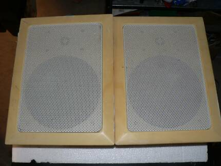 Sonance SII-NBM-2410620 Ceiling speakers Made in USA Caringbah Sutherland Area Preview