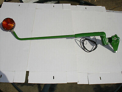 John Deere Am2813t 320 330 420 430 Mast Warning Lamp Lk Nos New Rare