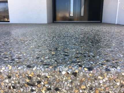 Exposed Aggregate Specialist
