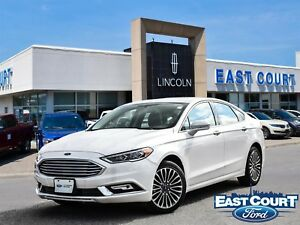 2017 Ford Fusion SE, $82/wk, moon roof, heated seat, NAV
