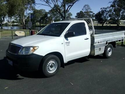 2005 Toyota Hilux Ute Horsham Horsham Area Preview
