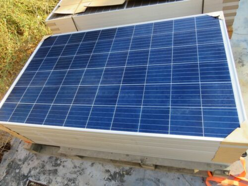 NEW Talesun 270W Solar Panels. 60 cell Poly -NO SHIPPING PICK UP ONLY!!