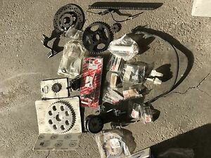 Yamaha YSR parts. Most of these parts are brand new