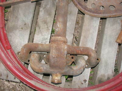 International Ih Farmall F20 Intake Exhaust Manifold