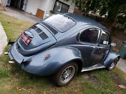 vw beetle classic volswagon peoples car St Kilda Port Phillip Preview