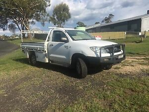 2008 Toyota Hilux Ute Guyra Guyra Area Preview