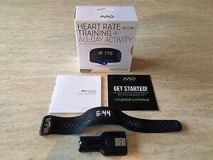 Mio Fuse heart rate & activity/fitness tracker watch